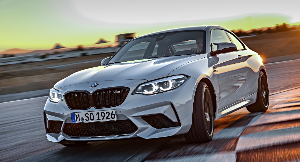 2021 BMW M2 Exterior