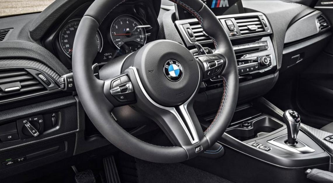 2021 BMW M2 Interior