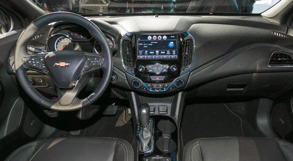 2021 Chevrolet Cruze Interior