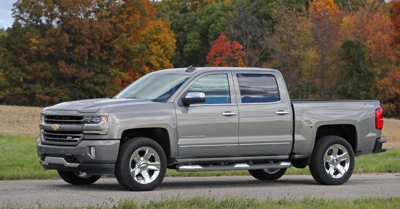 2021 Chevrolet Silverado 1500 Exterior