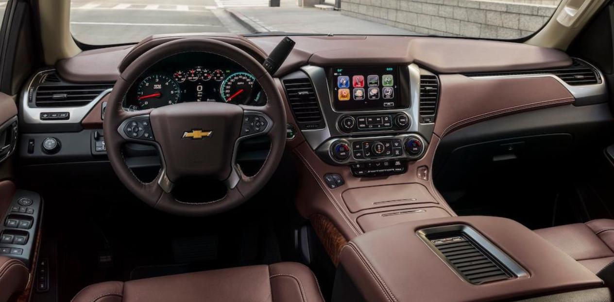 2021 Chevrolet Silverado Interior