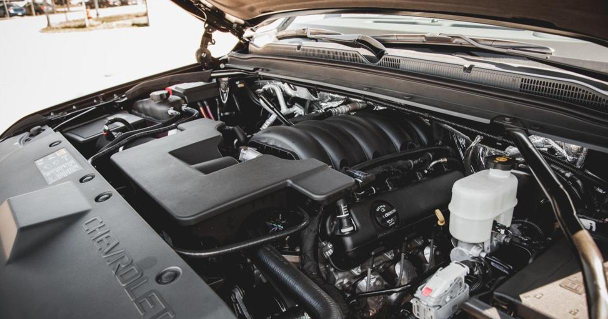 2021 Chevrolet Suburban Engine