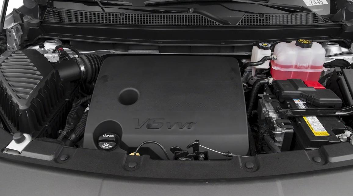 2021 Chevrolet Traverse Engine