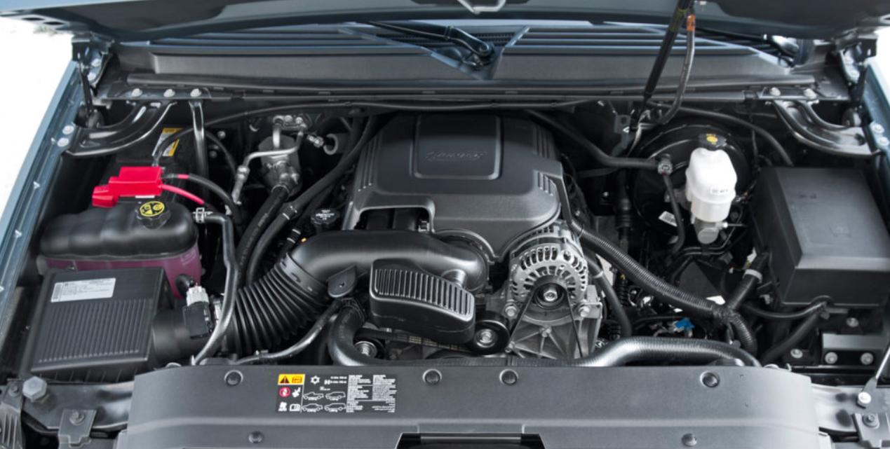 2021 Chevy Avalanche Engine