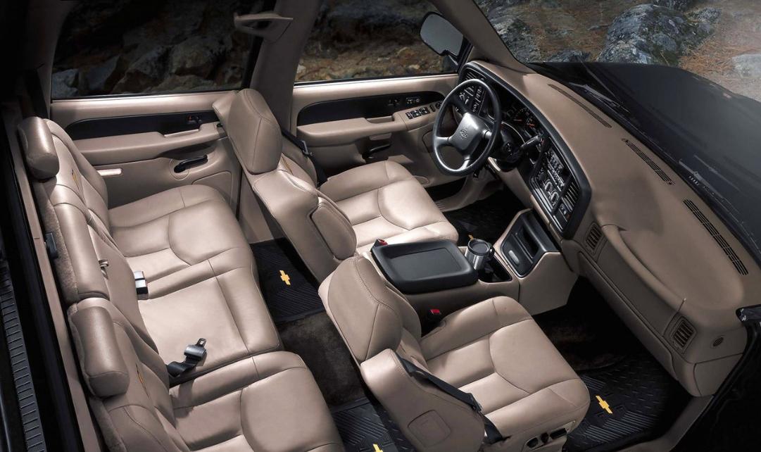 2021 Chevy Avalanche Interior