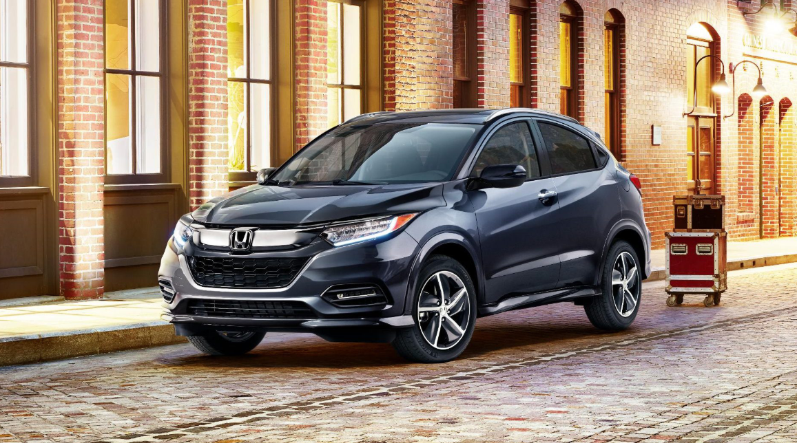 2021 Honda HRV Exterior