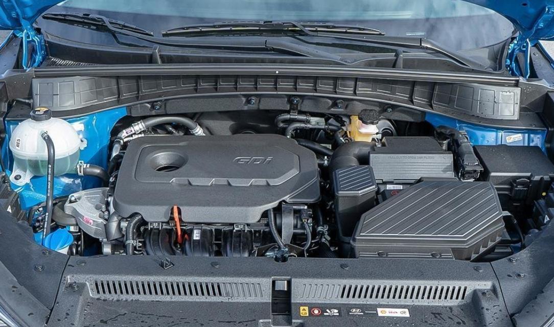 2021 Hyundai Tucson Engine