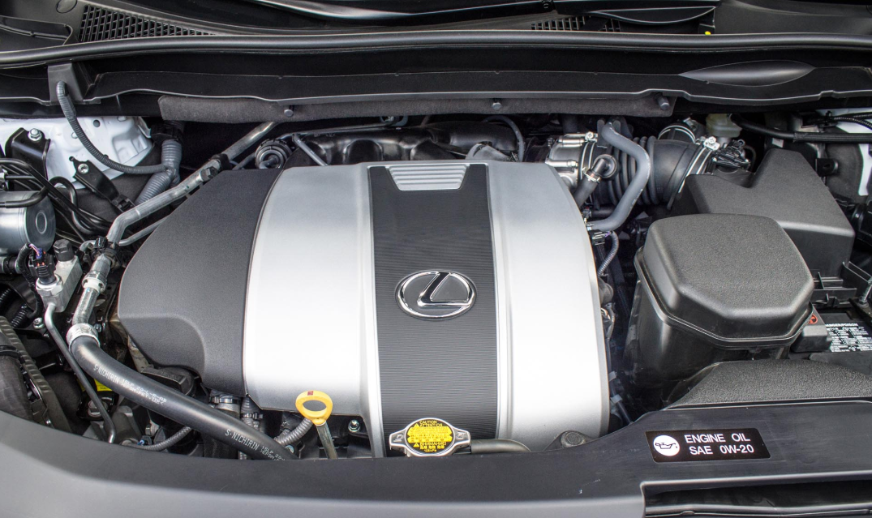 2021 Lexus RX Engine
