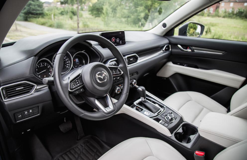 2021 Mazda CX 5 Interior