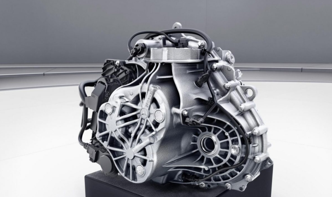 2021 Mercedes GLA Engine