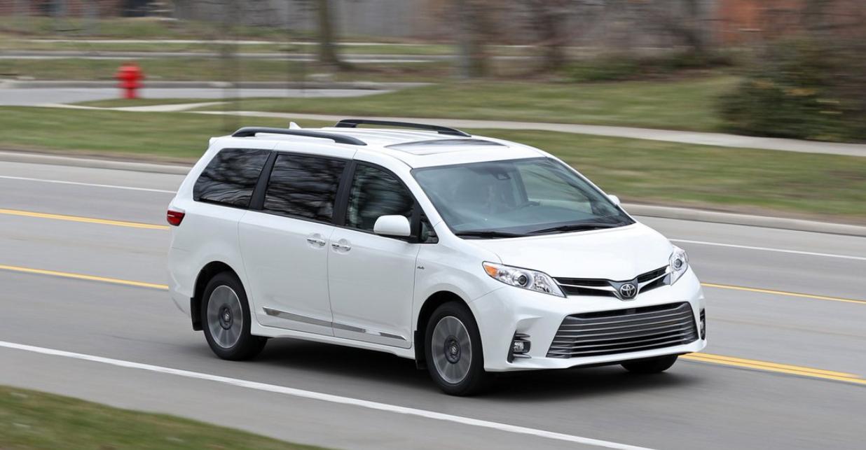 2021 Toyota Sienna Exterior