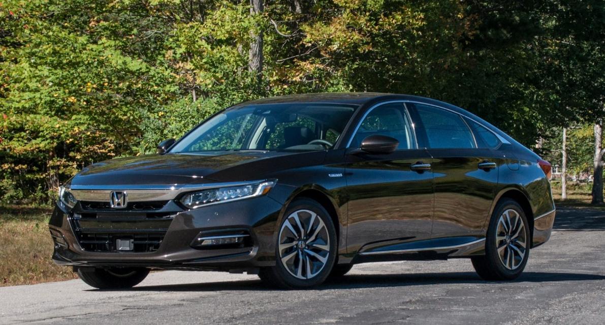2022 Honda Accord Exterior