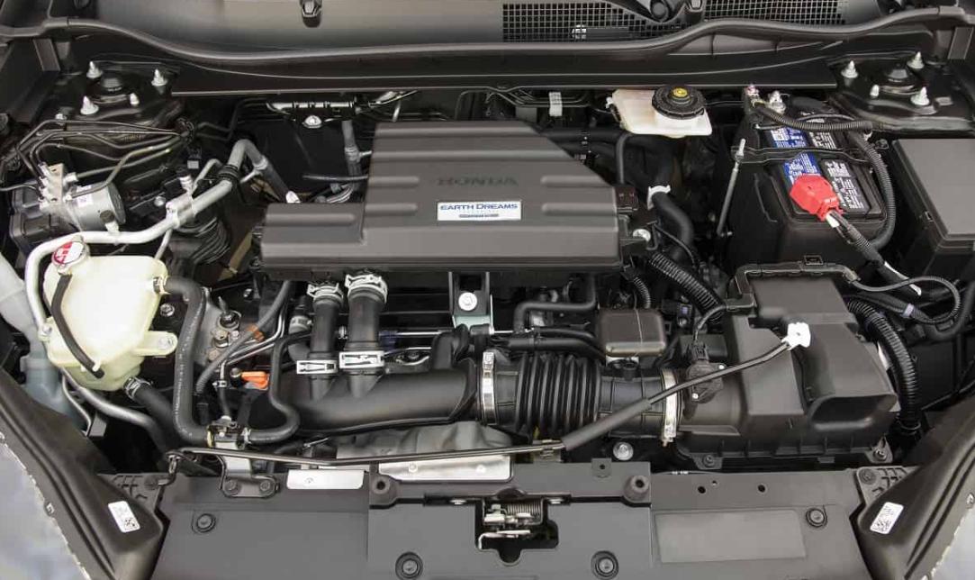 2022 Honda CRV Engine