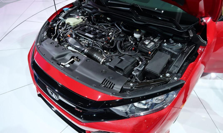 2022 Honda Civic Coupe Engine