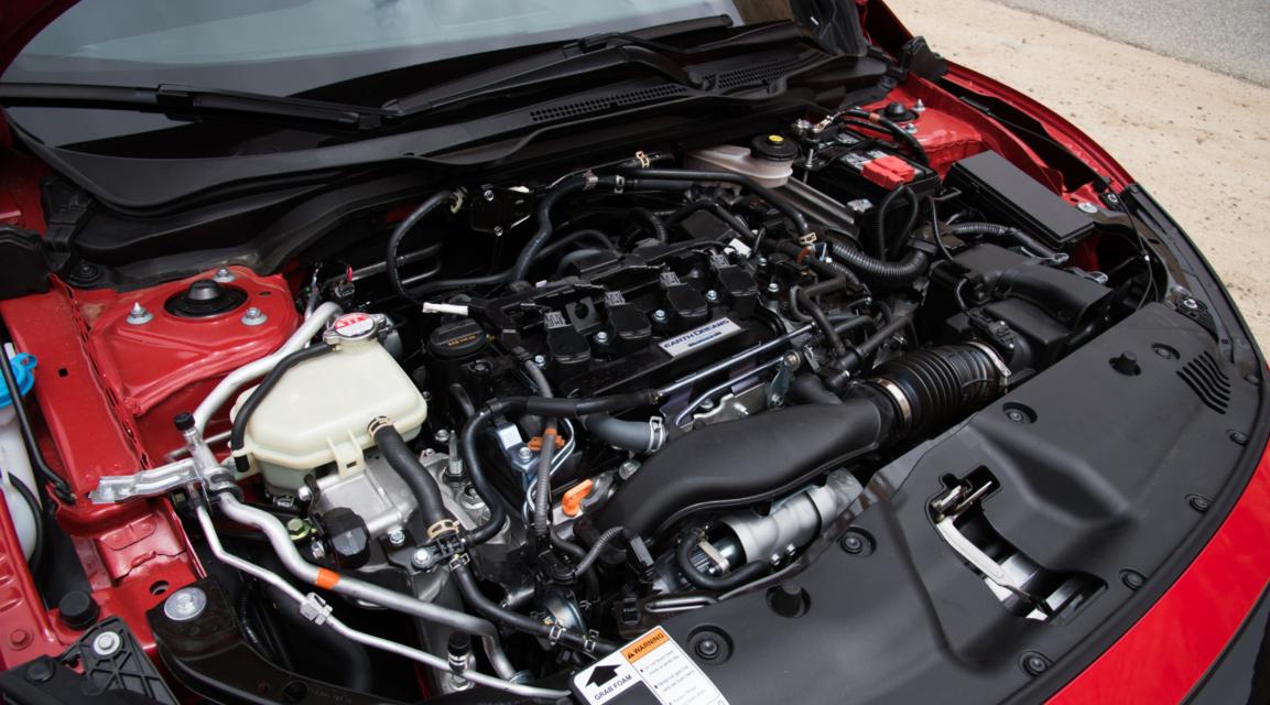 2022 Honda Civic Engine