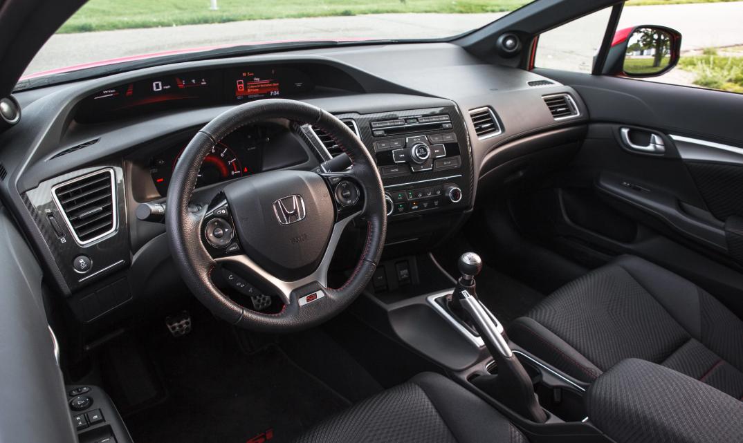 2022 Honda Civic Interior