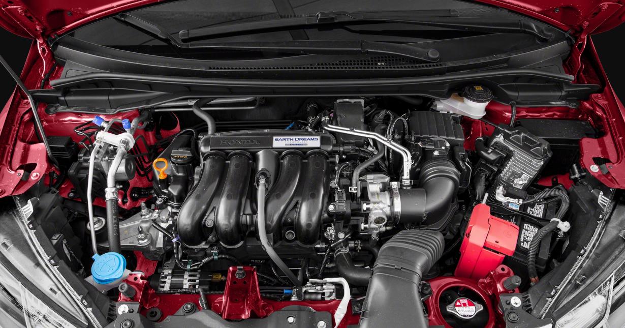 2022 Honda Fit Engine