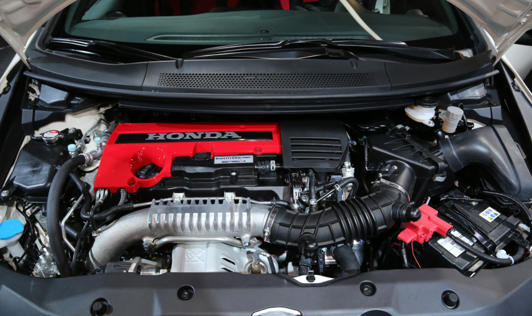 2022 Honda Prelude Engine