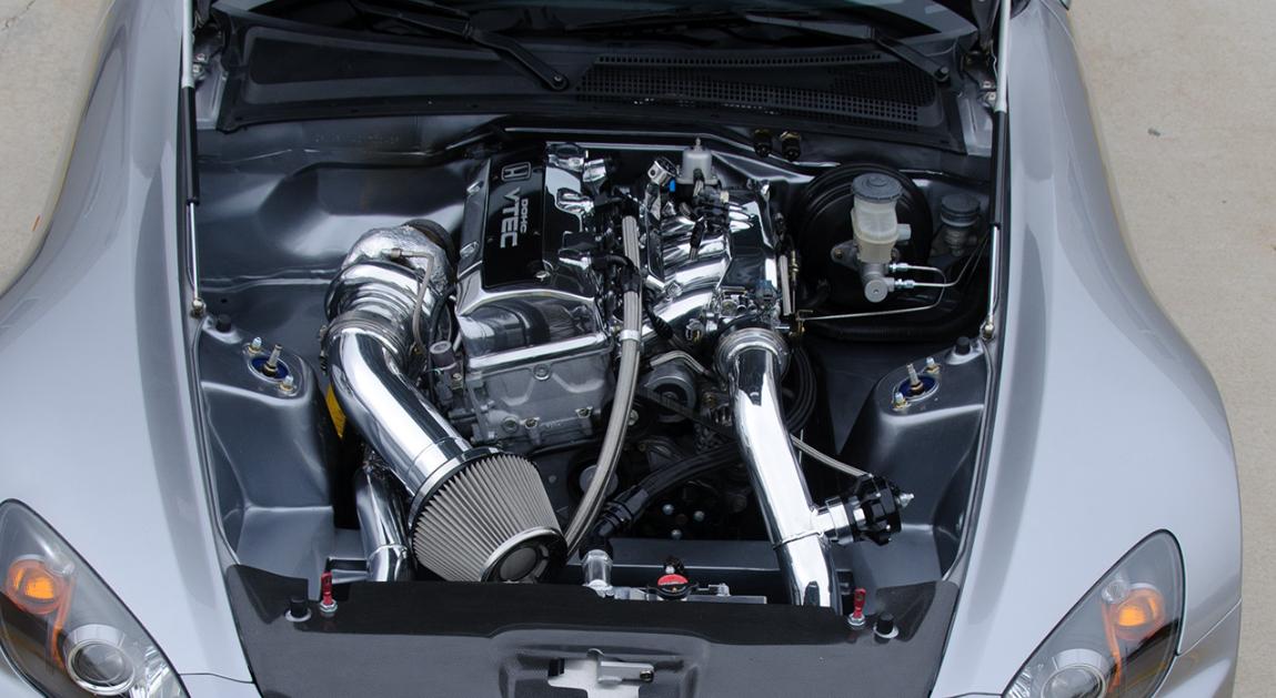 2022 Honda S2000 Engine