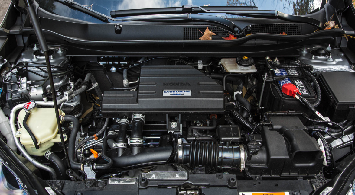 CRV Honda 2022 Engine