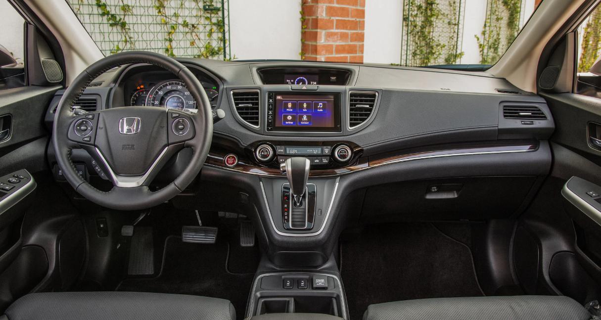 CRV Honda 2022 Interior