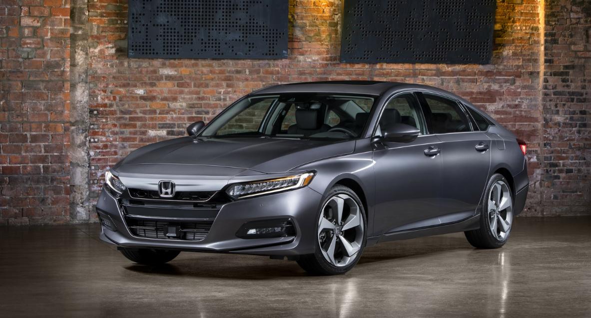 Honda Accord 2022 Exterior
