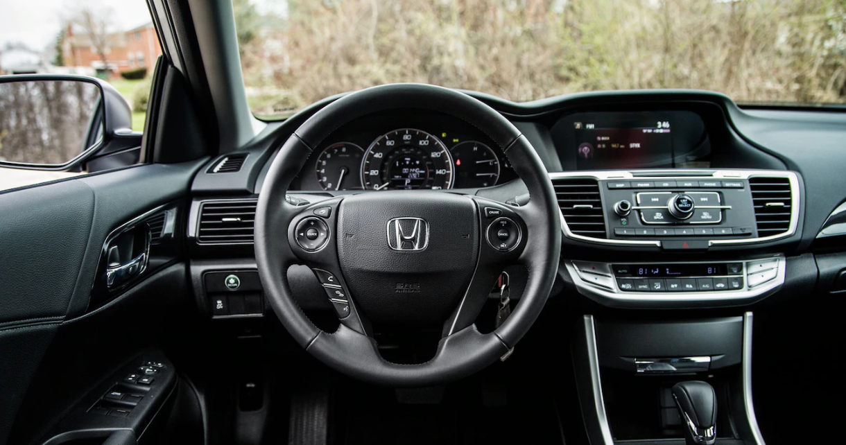 Honda Accord 2022 Interior