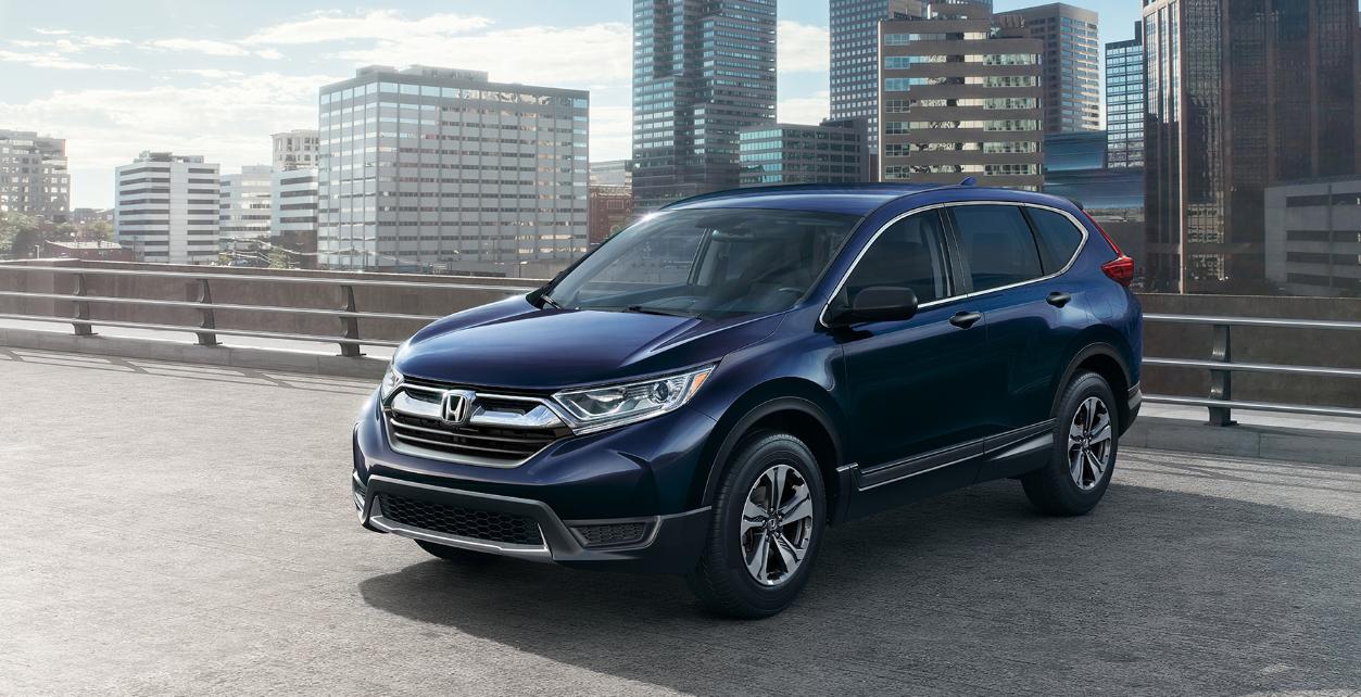 Honda CRV 2022 Exterior