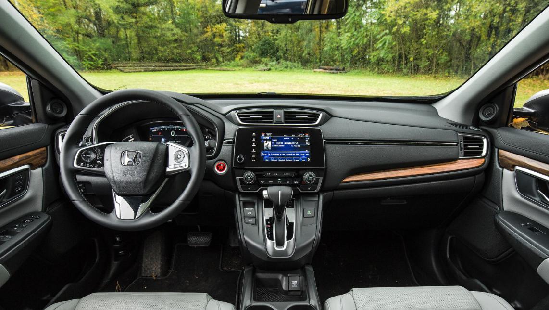 Honda CRV 2022 Interior