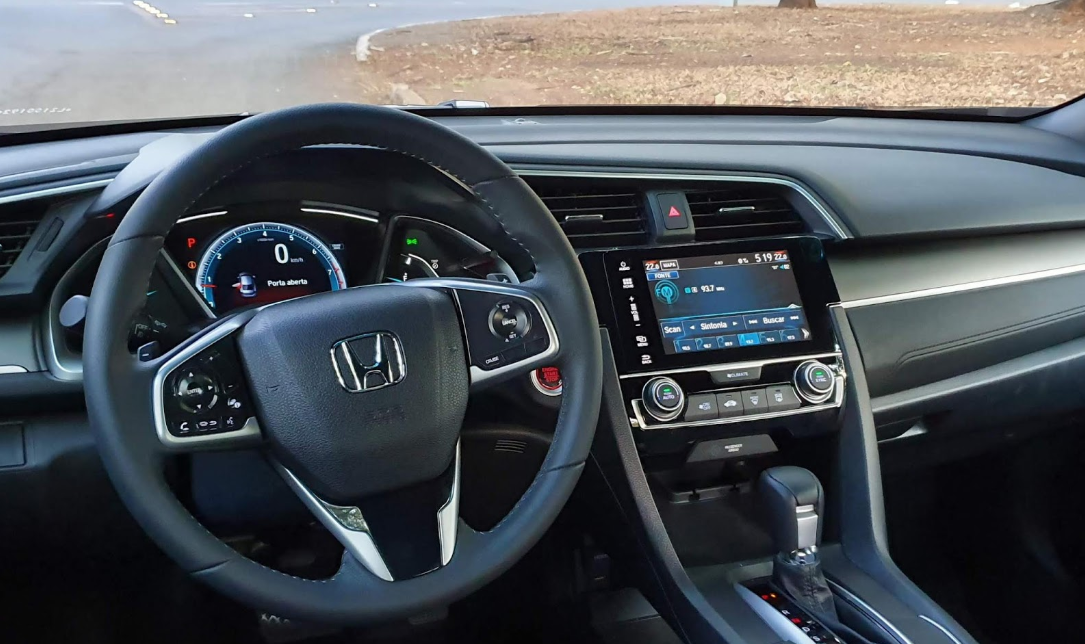 Honda Civic 2022 Interior