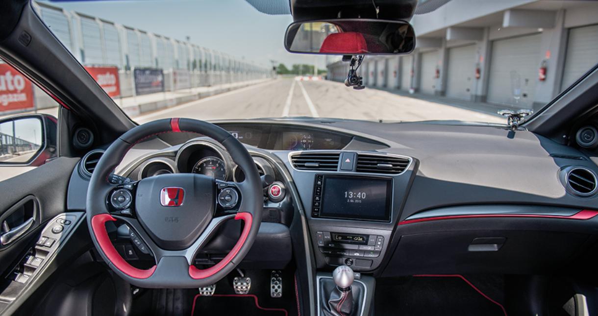 Honda Civic Type R 2022 Interior