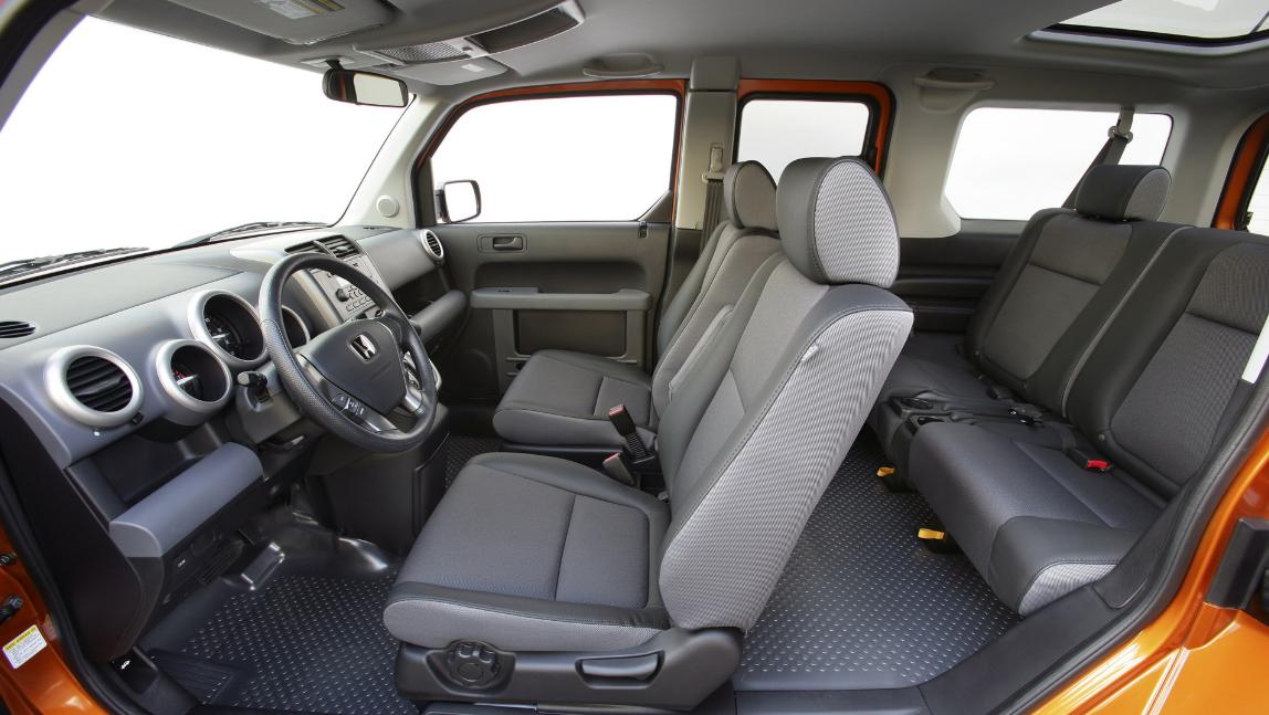 Honda Element 2022 Interior