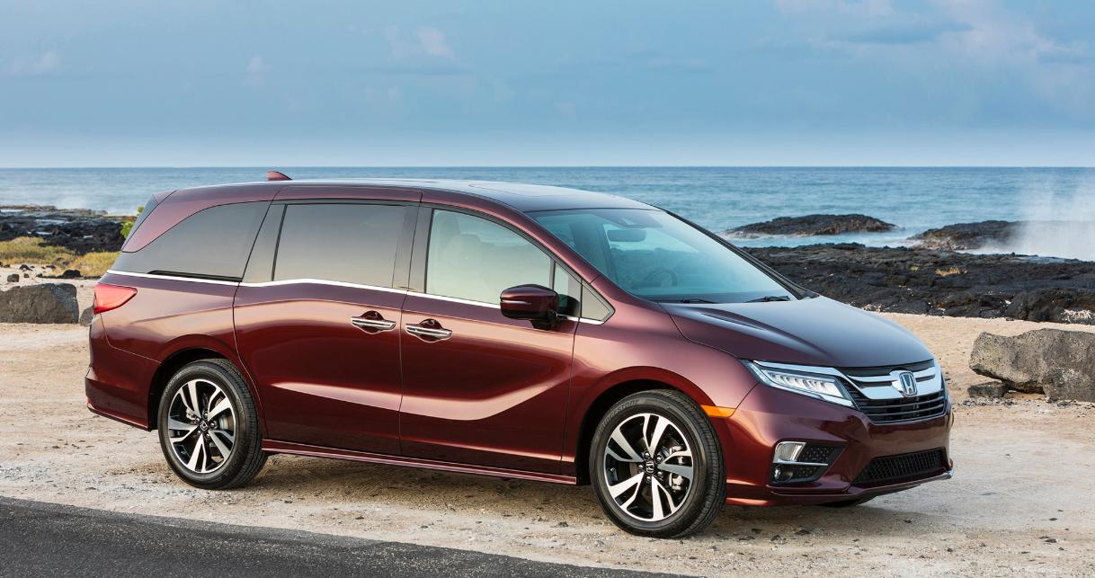 Honda Odyssey 2022 Exterior