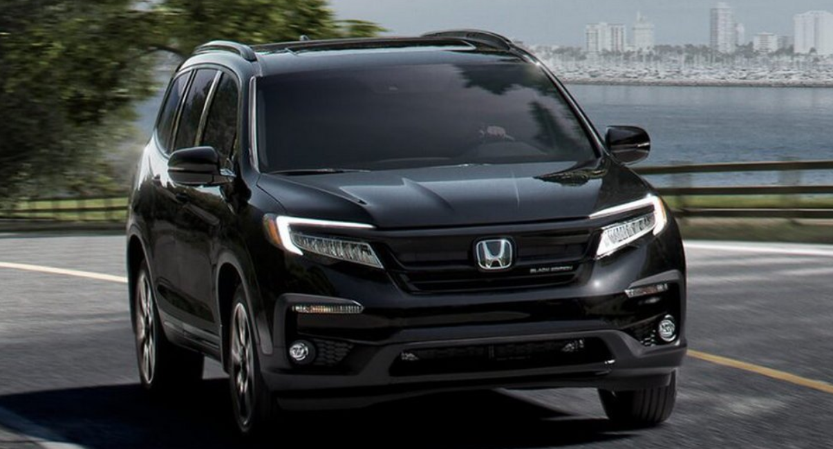 Honda Pilot 2022 Exterior