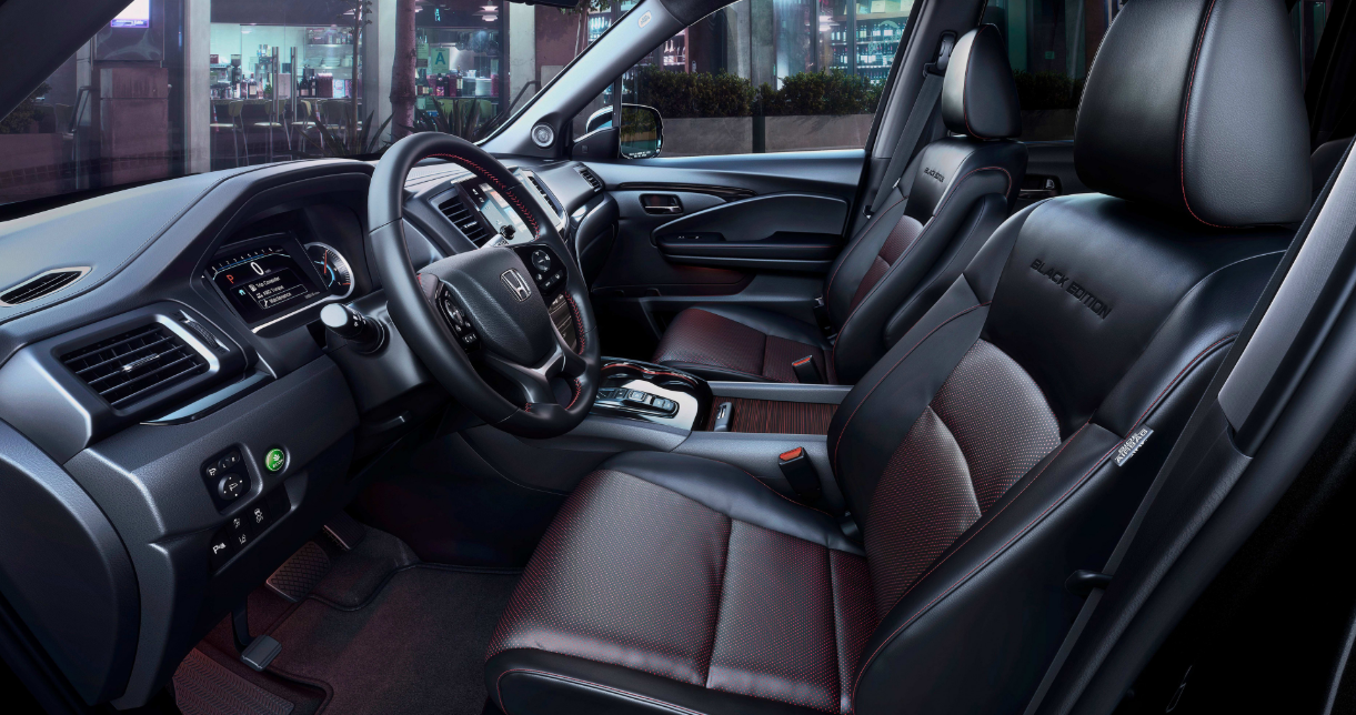 Honda Pilot 2022 Interior