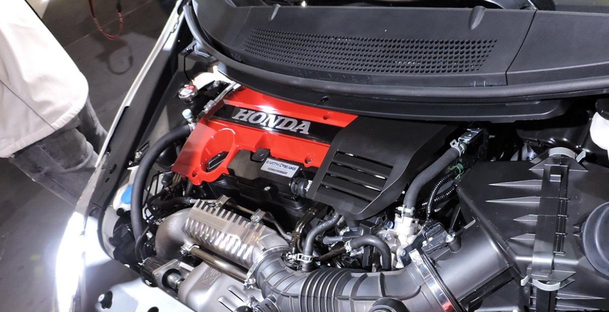 Honda Prelude 2022 Engine