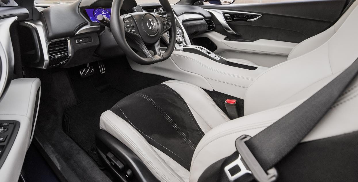 Honda Prelude 2022 Interior