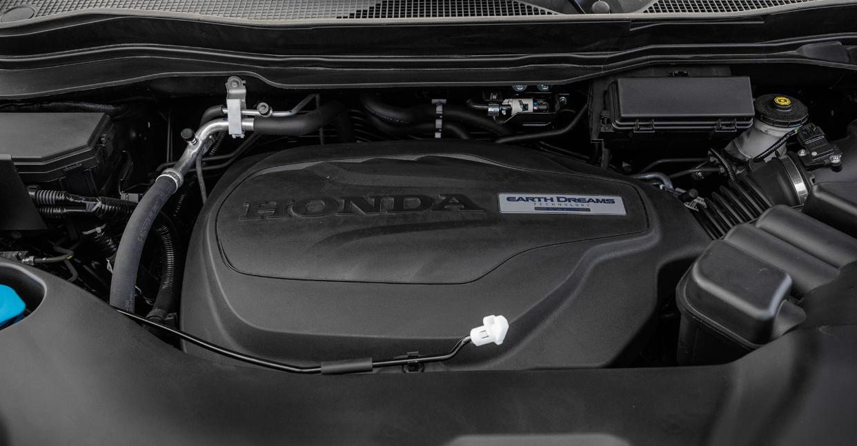 Honda Ridgeline 2022 Engine