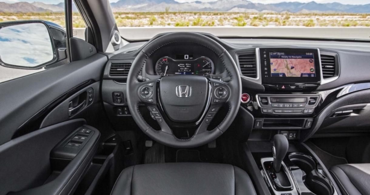 Honda Ridgeline 2022 Interior
