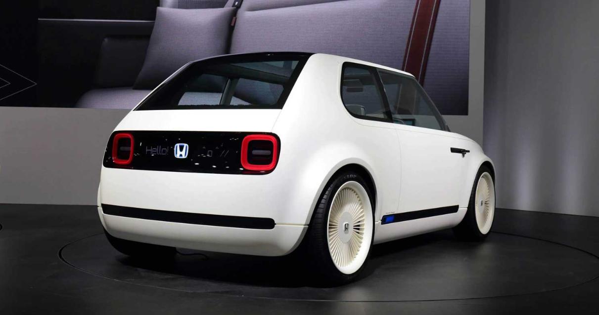 Honda Urban EV 2022 Engine