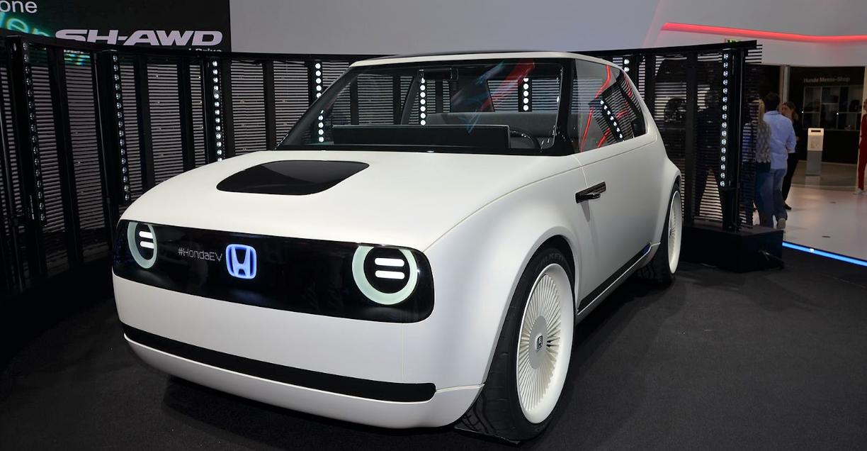 Honda Urban EV 2022 Exterior