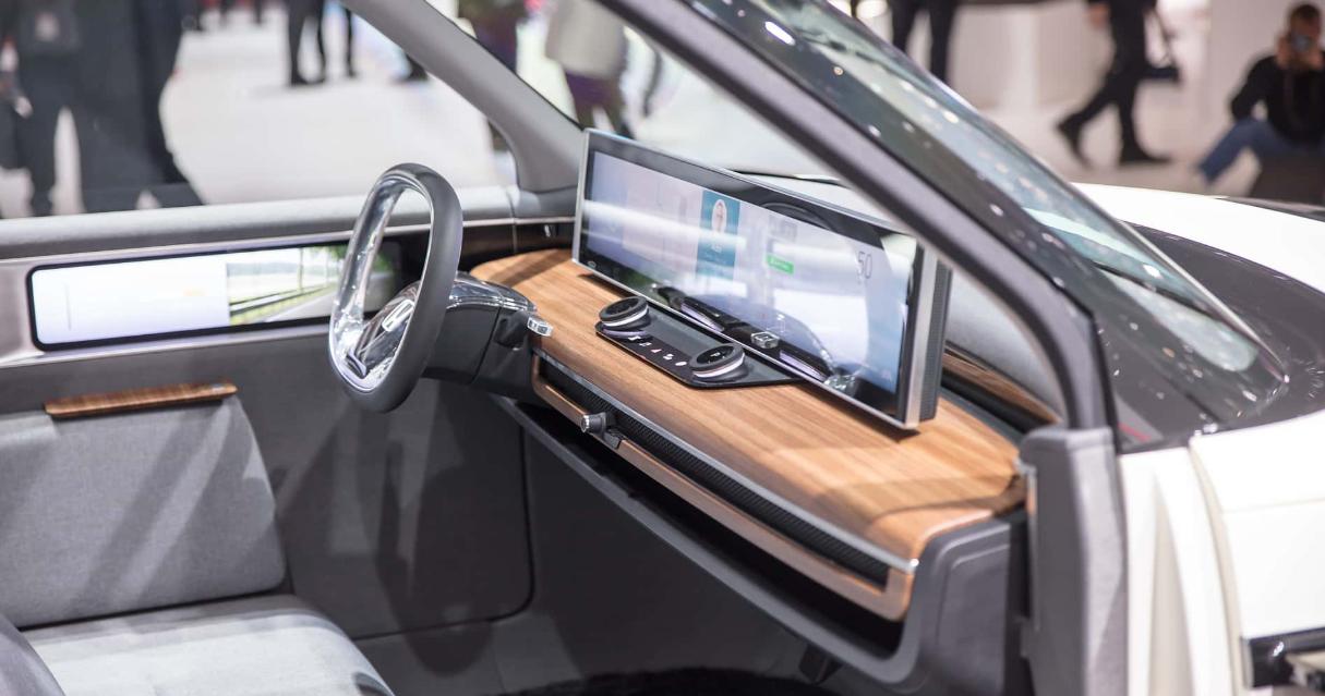 Honda Urban EV 2022 Interior