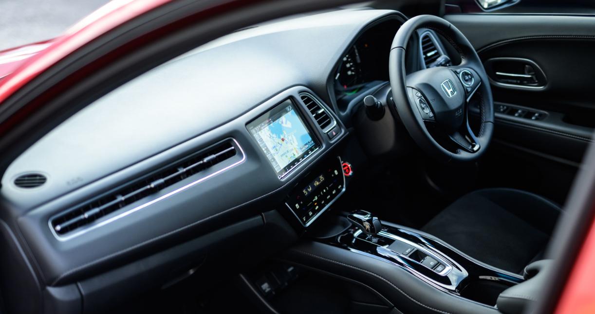Honda Vezel 2022 Interior