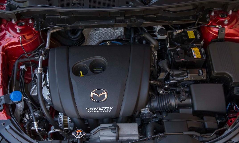 Mazda CX 5 2021 Engine