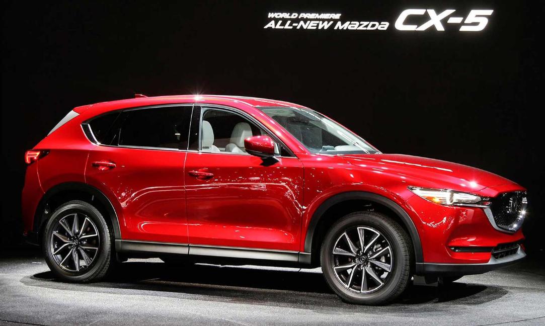 Mazda CX 5 2021 Exterior