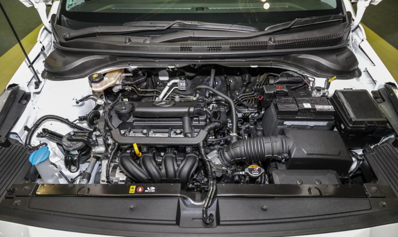 2020 Hyundai Accent Engine