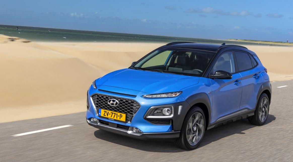 2020 Hyundai Kona Exterior