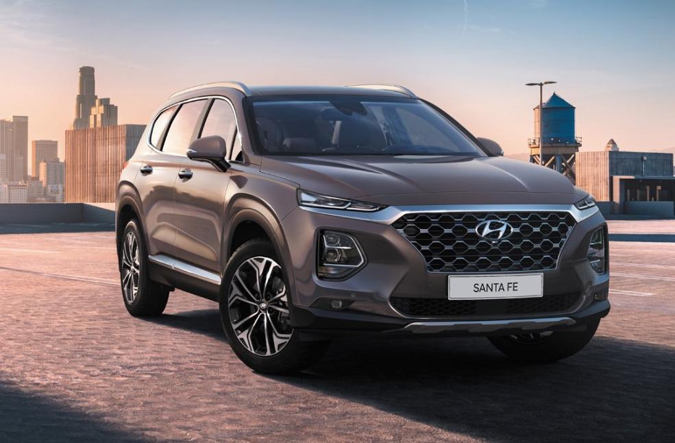 2020 Hyundai Santa FE Exterior