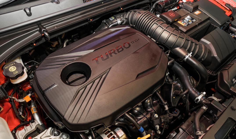 2020 Hyundai Veloster Turbo Engine