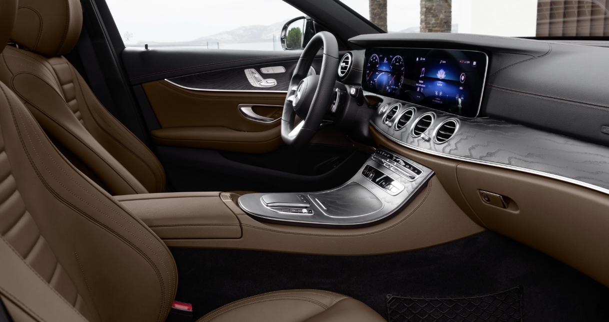 2020 Mercedes E450 Interior